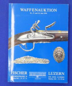Fischer catalog 17 juni  1994, 289 pages text and 101 pages pictures. Price 30 euro
