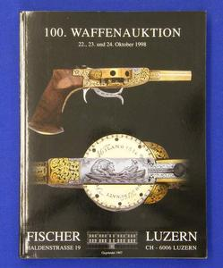 Fischer catalog 22 oktober 1998, 241 pages text and 135 pages pictures. Price 30 euro
