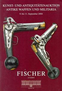 Fischer catalog 9 september 2004, 272 pages text and 184 pages pictures. Price 30 euro