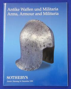 Sotheby's catalog  14 december 1999, 100  pages . Price 20 euro