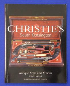 Christies 19 july 2001, 85 pages. Price 20 euro