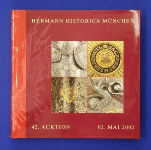 Hermann Historica catalog 2 mai 2002, 400 pages. Price 25 euro