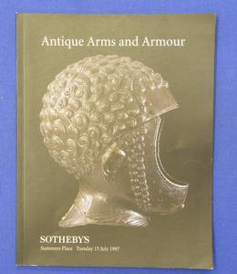Sothebys catalog 15 july 1997, 60 pages. Price 20 euro