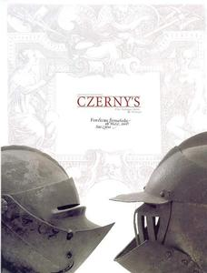 Unused  Czerny's catalog 28 may 2006, Part 2,  238 pages. Price 45 euro together with Part 1 of 27 may 2006.