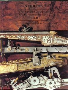 The unused Sotheby's catalog The Visser Collection Part 2 , 3 june  1991. 180 pages. Price 100 euro