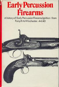 The book Early Percussion Firearms by Winant, 190 pages and 80 pages pictures. Price 40 euro