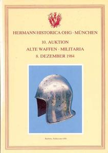 The Hermann Historica catalog 8  dez 1984, 150 pages. Price 15 euro