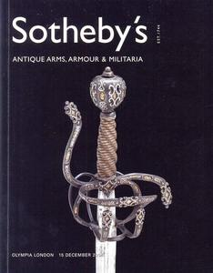 Sotheby's Catalog 15 december 2004, 135 pages. Price 20 euro