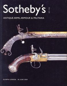 Sotheby's Catalog 30 june 2004, 135 pages. Price 20 euro
