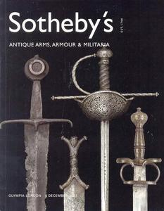 Sotheby,s Catalog 4 december 2003, 136 pages. Price 20 euro