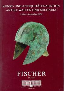 Fische catalog 7 september 2006,  335 pages text and 195 pages pictures. Price 30 euro