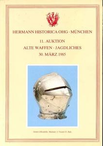 Hermann Historica Catalog 30 marz 1985, 120 pages. Price 15 euro
