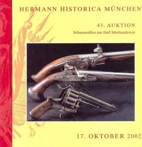 Herman Historica Catalog 17  oktober 2002, 315 pages. Price 20 euro