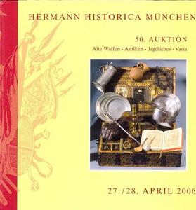 Herman Historica Catalog 27 april  2006,  590 pages . Price 30 euro