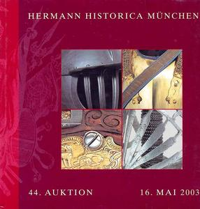 Herman Historica Catalog 16 mai 2003, 425 pages . Price 30 euro