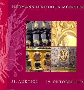Herman Historica Catalog 19 oktober   2006,  320 pages . Price 30 euro