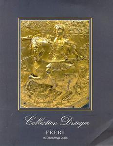 The catalog FERRI 15 december 2006, the famous Collection Draeger, 130 pages. Price 40 euro