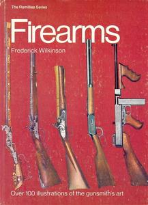 The book Firearms by Frederick Wilkinson, 80 pages. Price 20 euro