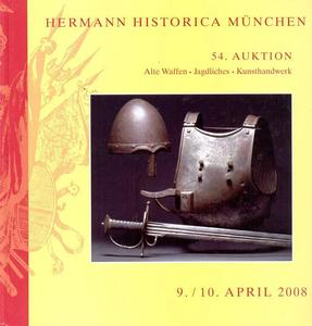 Hermann Historica Catalog 9 april 2008, 567 pages. Price 30 euro