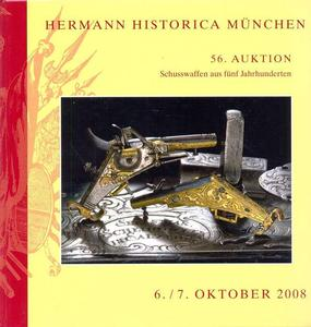 Hermann Historica Catalog 7 okt 2008, 612 pages. Price 30 euro