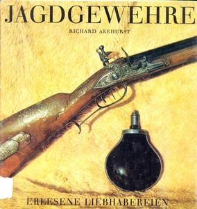 The book Jagdgewehre by Akehurst, 120 pages. Price 20 euro.