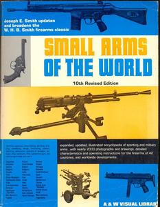 The book Small Arms of the World by Smith, 768 pages. Price 50 euro.