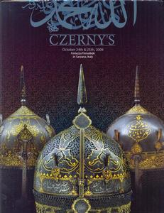 The unused Czerny's Catalog 25/25 october 2009, 630 pages. Price 50 euro
