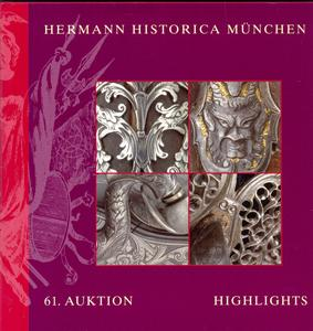 Hermann Historica Catalog 28 april 2011 Highlights, 150 pages, price 25 euro