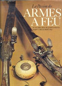 The book La Passion der Armes a Feu, by Rosa & May, 97 pages. Price 30 euro