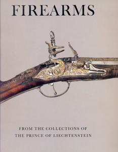 The book Firearms of the Prince os Lichtenstein. 40 pages. ( Page 26/27 damaged by cutting out a picture) Price 15 euro