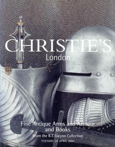 Christie's Catalog 24 april 2001,  116 pages. Price 25 euro