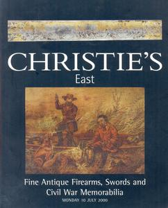 Christie's Catalog10 julky 2000, 63 pages, Price 20 euro