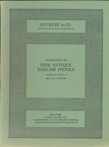 Sotheby's Catalog 17 june 1975, 55 pages. Price 20 euro