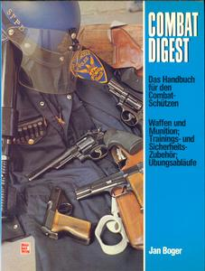 The book Combat Digest by Jan Boger, 200 pages. Price 15 euro