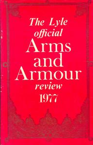 The book The Lyle official Arms and Armour review 1977, 348 pages. Price 20 euro