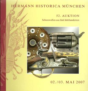 Unused Hermann Historica Catalog 2/3 mai 2007, 607 pages. Price 30 euro