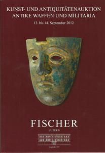 Fischer Catalog 13/14 sept 2012, 300 pages. Price 30 euro