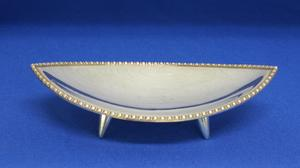 A very nice Sterling Silver Bon-Bon Basket, 16 cm, in very good condition. Price 75 euro reduced to 59 euro