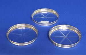 A very nice Set of 3 Stering Silver Coasters, diameter 8 cm, in very good condition. Price  75 euro reduced to 45 euro