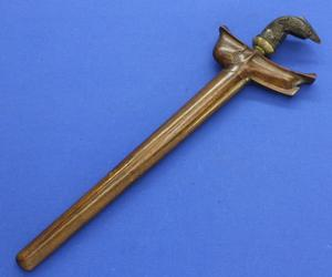 A very nice antique Indonesian Keris, length 43 cm, in very good condition. Price 225 euro