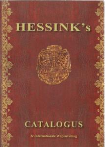The unused Hessink's Catalog maart 2008, 175 pages, Price 20 euro