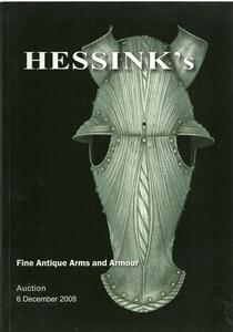 The unused Hassinks's Catalog 6 december 2008, 195 pages. Price 25 euro