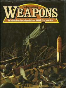 The book Weapons - An international encyclopedia from 5000 BC to 2000 AD, 30 pages. Price 25 euro