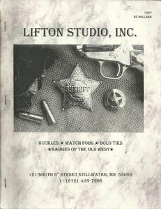 The book Lifton Studio Inc  120 pages, price  15 euro