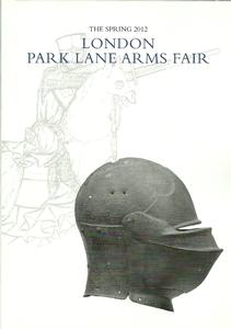 The book The spring 2012 London Parks Lane Arms Fair, 120 pages. Price 25 euro