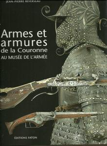 The unused book Armes et Armures de la coronne au musee del'armee, in luxe box, 341 pages. Price 75 euro