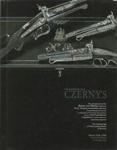 Unused Czerny's catalog 15 march 2009 (collectie Baron von Weyhe), 390 pages. Price 40 euro