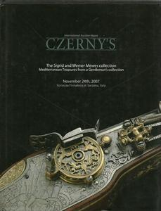 Czerny's catalogue November 24th 2007, The Sigrid and Werner Mewes Collection. 324 pages. Price 40 euro