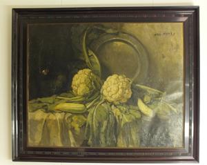 A very nice Antique Dutch Painting on canvas signed by JOS HENKE (Christiaan Joseph -  Den Haag 1885 - 1958. Price 2.100 euro