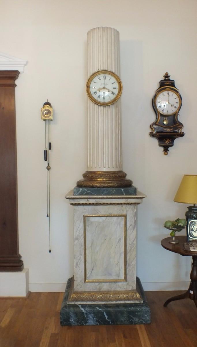 A Rare 18th Century Dutch Antique Clock